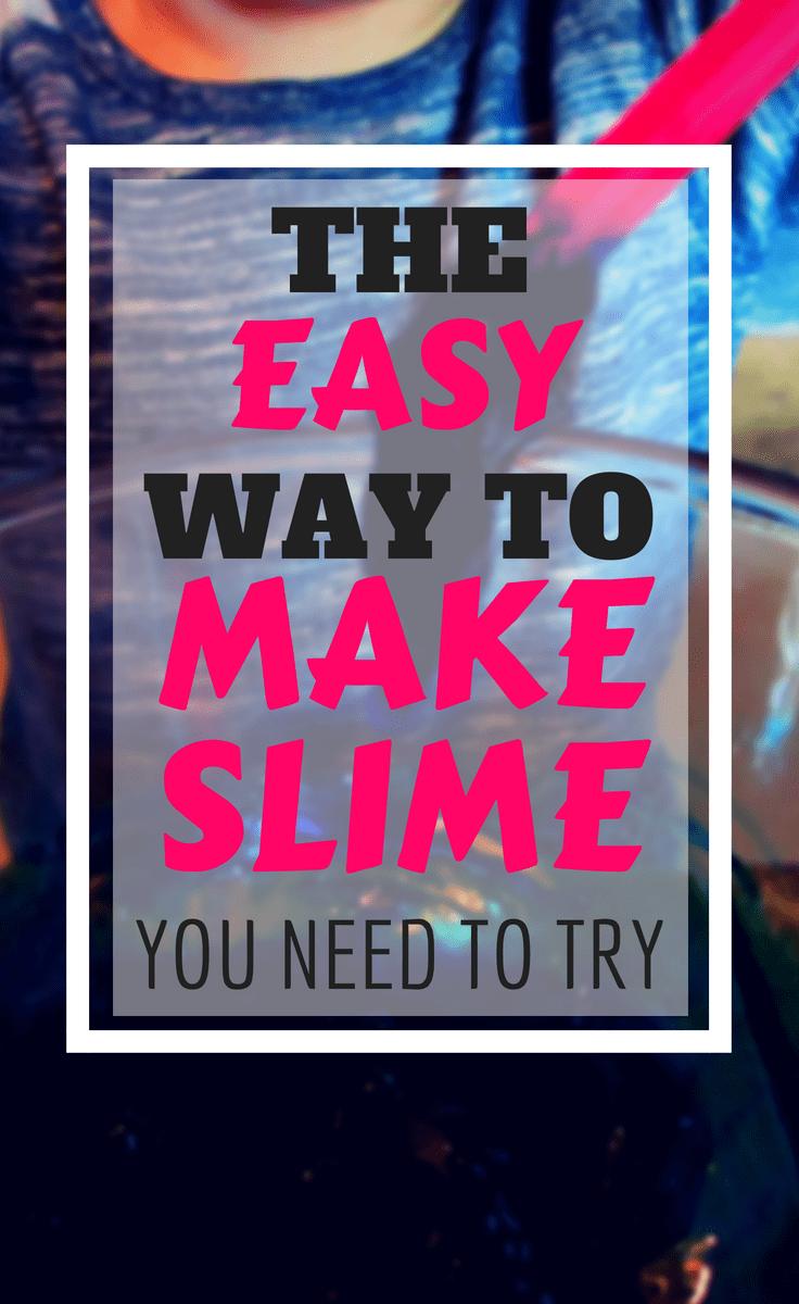 How to make slime #slime #easyslime #howtomakeslimeeasy #bestslime #ukslime #borax #slimerecipe #simpleslimerecipe