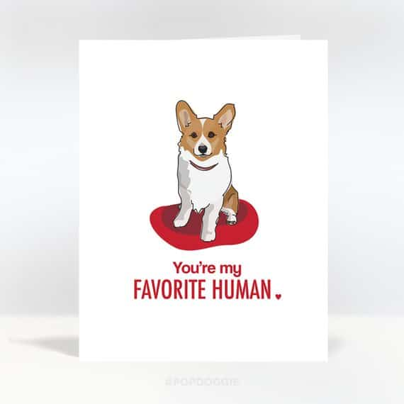 cute dog valentines for kids