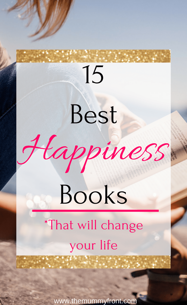 15 best happiness books that will change your life