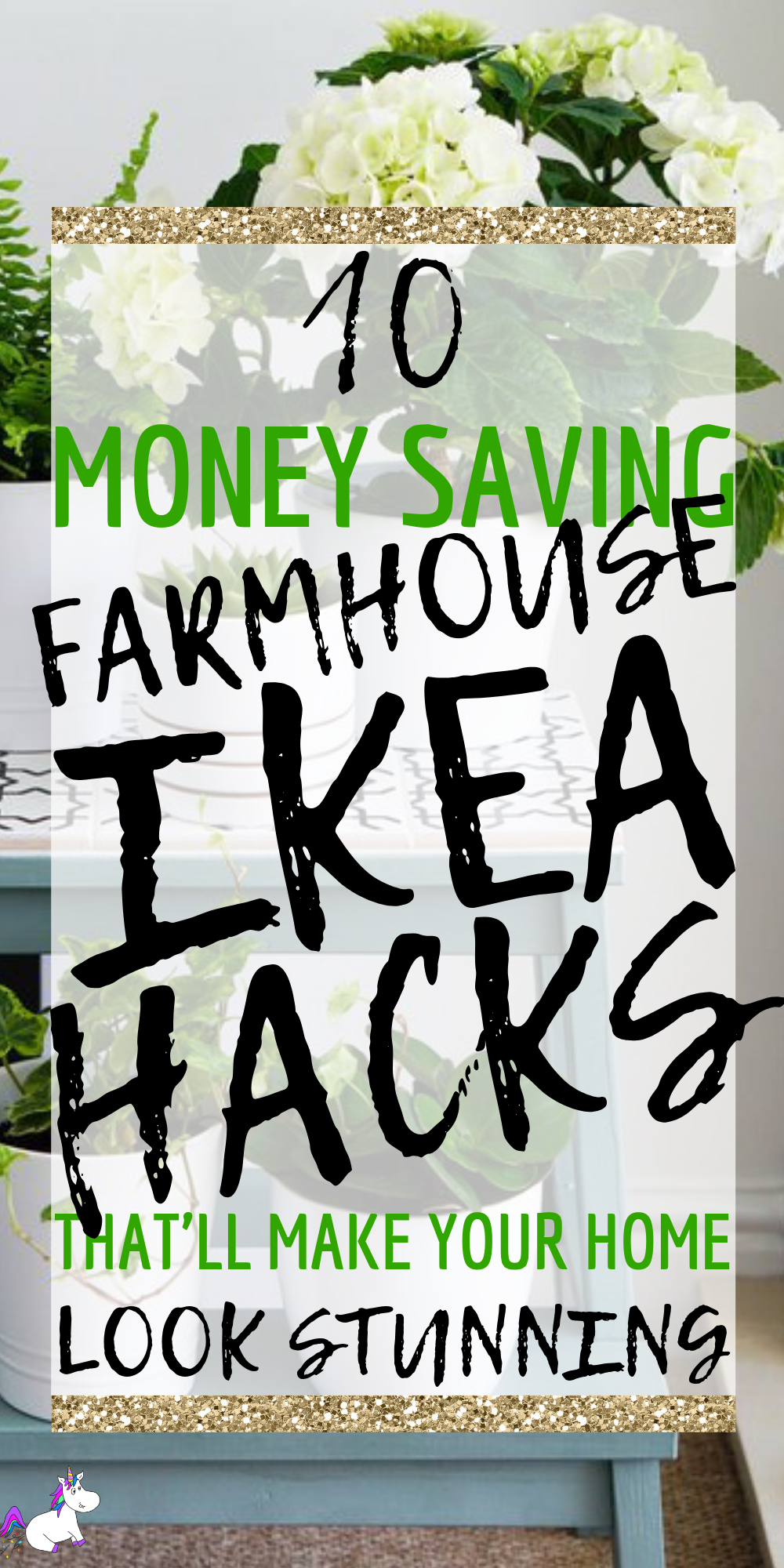 10 Gorgeous Farmhouse Ikea Hacks That Will Save You Money! Farmhouse home decor | home decor on a budget | diy projects for the home | Via: https://themummyfront.co #themummyfront #ikeahacks #farmhousehomedecor #creativehomedecor #homedecoronabudget