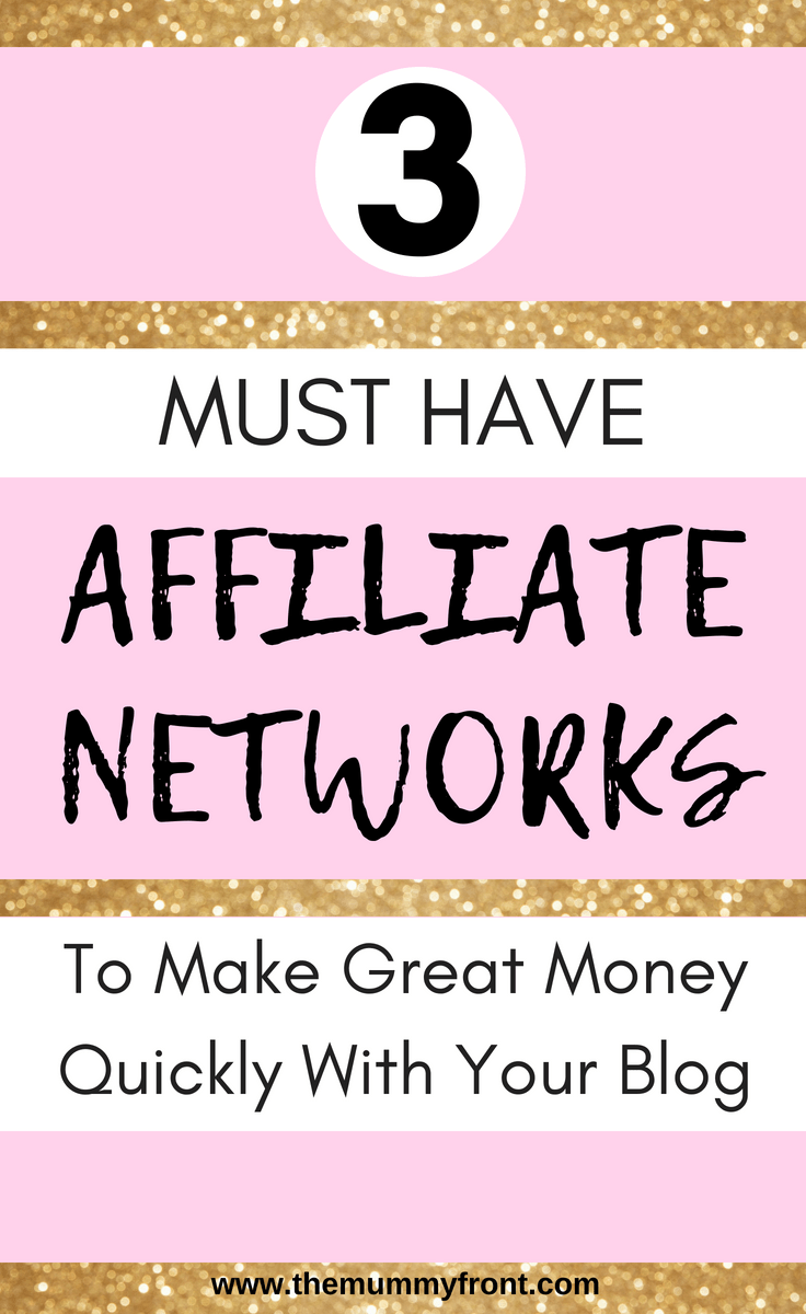 3 Must Have Affiliate Networks #affiliatenetworks #blogging #makemoney #howtomakemoney #makemoneyblogging #monetizeblog #blogformoney #bestaffiliatecompanies #affiliatemarketing #affiliatemarketingforbegginers #bloggingforbeginners