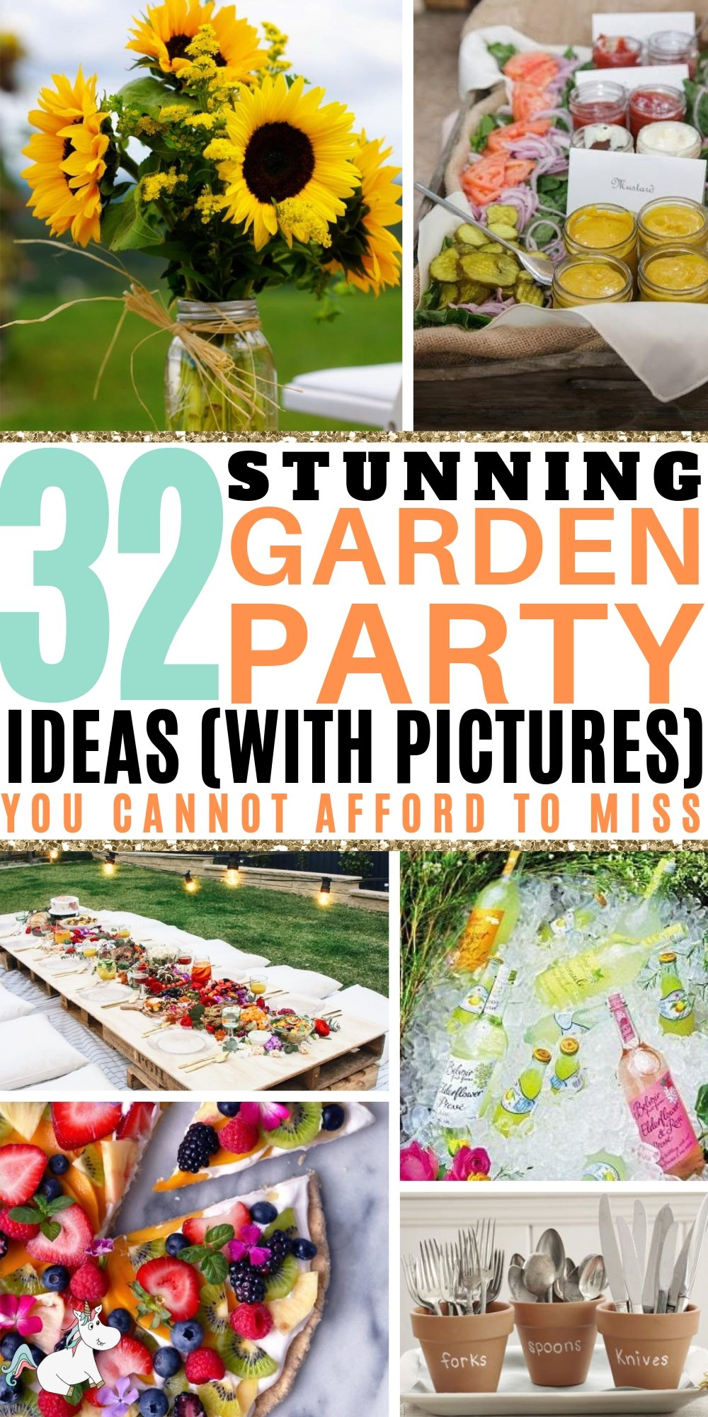 32 Best Garden Party Ideas With Pictures You Shouldnt