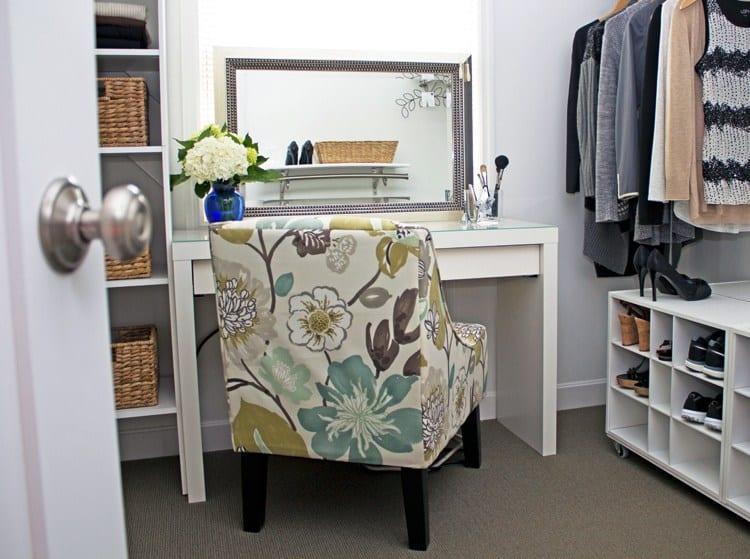 Money Saving Ikea Hacks #ikea #ikeahacks #furniturehacks #bedroomideas #vanitytable