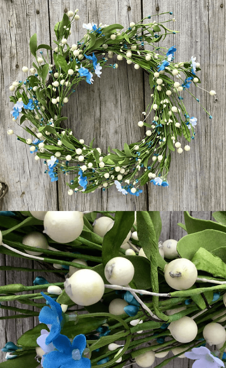 Summer Wreath #homedecor #decor #home #farmhouse #farmhousehomedecor #homedecorideas #farmhousedecorideas #farmhousedecor #handmade #decorideas #rustic #rustichomedecor