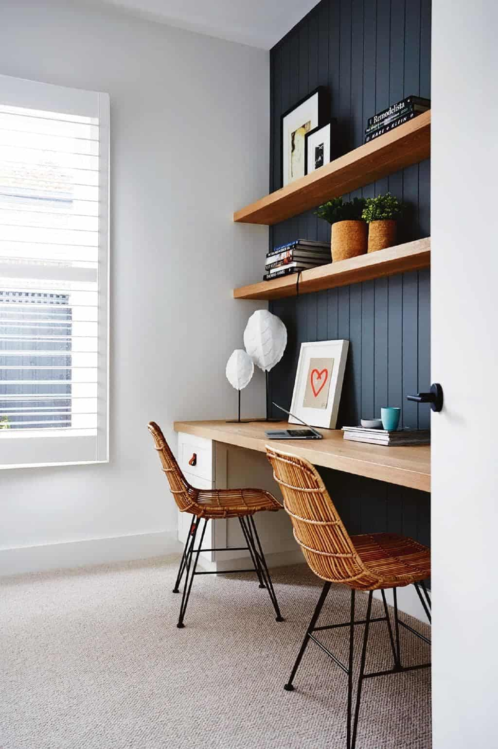 55 Small Home Office Ideas That Will Make You Want To Work Overtime The Mummy Front