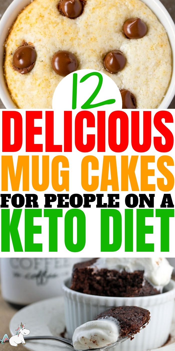 12 Delicious Keto Mug Cakes That Will Keep You In Ketosis (and Satisfy Your Sweet Tooth) #themummyfront