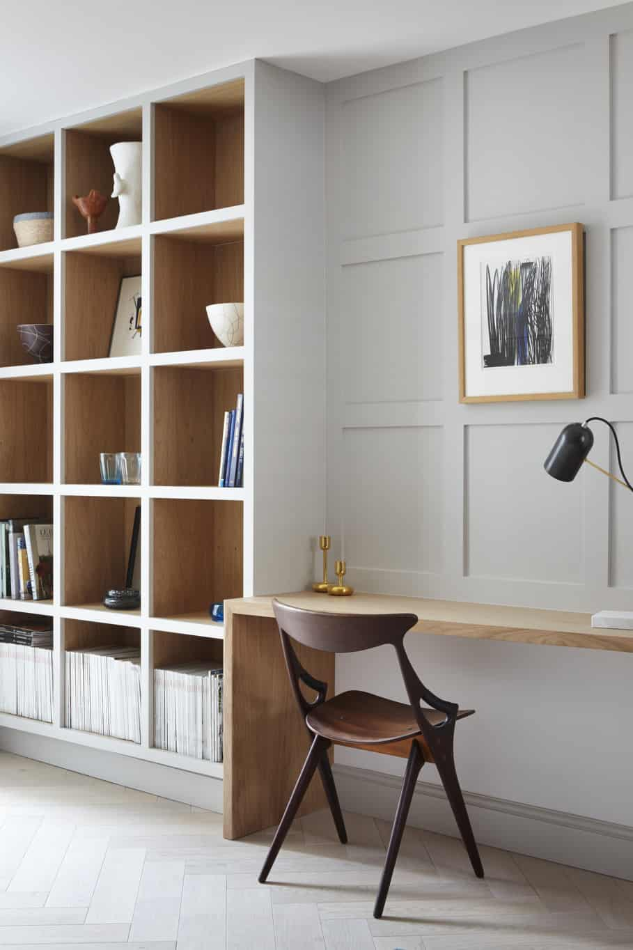 55 small home office ideas that will make you want to work - Small home office ideas ...