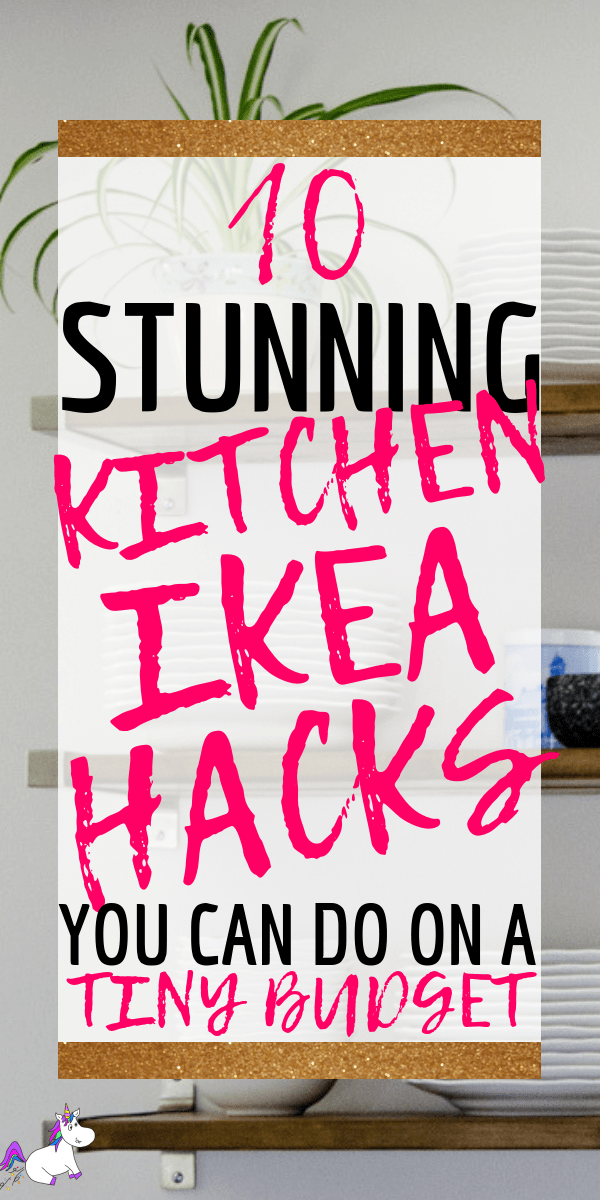 10 Stunning Ikea Kitchen Hacks You Need To Try Right Now   Home decor   IKEA HACKS   DIY Home decor   via: https://themummyfront.com   Home Decor On A Budget #ikeahacks #ikeahack #homedecoronabudget #homedecor #themummyfront.com #homedecorideas #diy #diyprojects #diyhomedecor