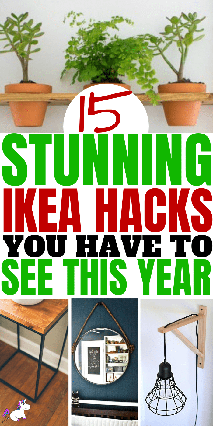 15 Stunning Ikea Hacks You Need To Try Right Now | Home decor | IKEA HACKS | DIY Home decor | via: https://themummyfront.com | Home Decor On A Budget #ikeahacks #ikeahack #homedecoronabudget #homedecor #themummyfront.com #homedecorideas #diy #diyprojects #diyhomedecor