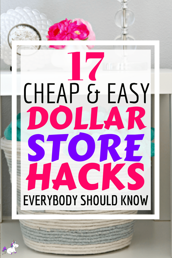 17 Genius Dollar Store Hacks That You Really Shouldnt Miss #dollarstorhacks #lifehacks #organizationhacks #moneysavingideas #homedecor