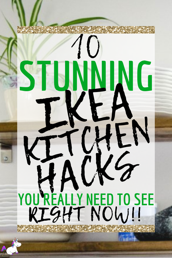 10 Stunning Ikea Kitchen Hacks You Really Need To See Right Now! Kitchen Decor Ideas | Ikea Hacks | Home Decor | Creative DIY Projects | Home Decor On A Budget | Ikea | Via: https://themummyfront.com #themummyfront #ikeahacks #kitchendecor #diykitchen #furniturehacks #homedecoronabudget