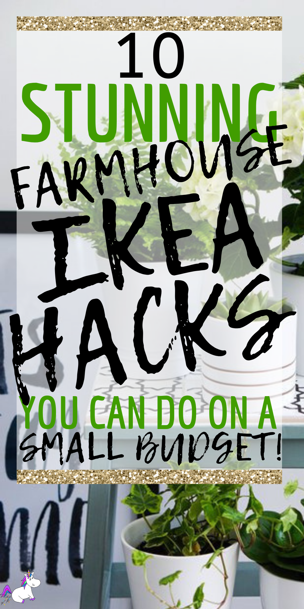 10 incredible Farmhouse Ikea Hacks For People Who Love Home Decor On A Budget! Best Ikea hacks for farmhouse style decor lovers| #ikeadecorideas #farmhousehomedecor #rusticstyledecor #cvreativediyprojects #bestikeahacks #farmhouse