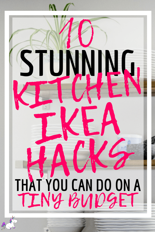 10 Stunning Kitchen IKEA Hacks That You Can Do On A Tiny Budget