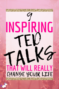 9 Inspiring TED Talks That Will Really Change Your Life | #tedtalks #motivationalspeech #motivationaltedtalks #inspiringtedtalks | inspiring ted talks | motivational ted talks | positivity | Via: https://themummyfront.com #themummyfront | ted talks for women