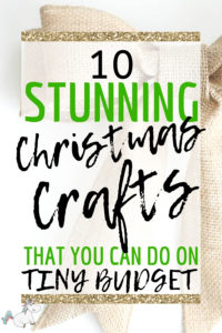 10 DIY Holiday Decorations That Will Make Your Christmas Tree Look Stunning This Year #THEMUMMYFRONT