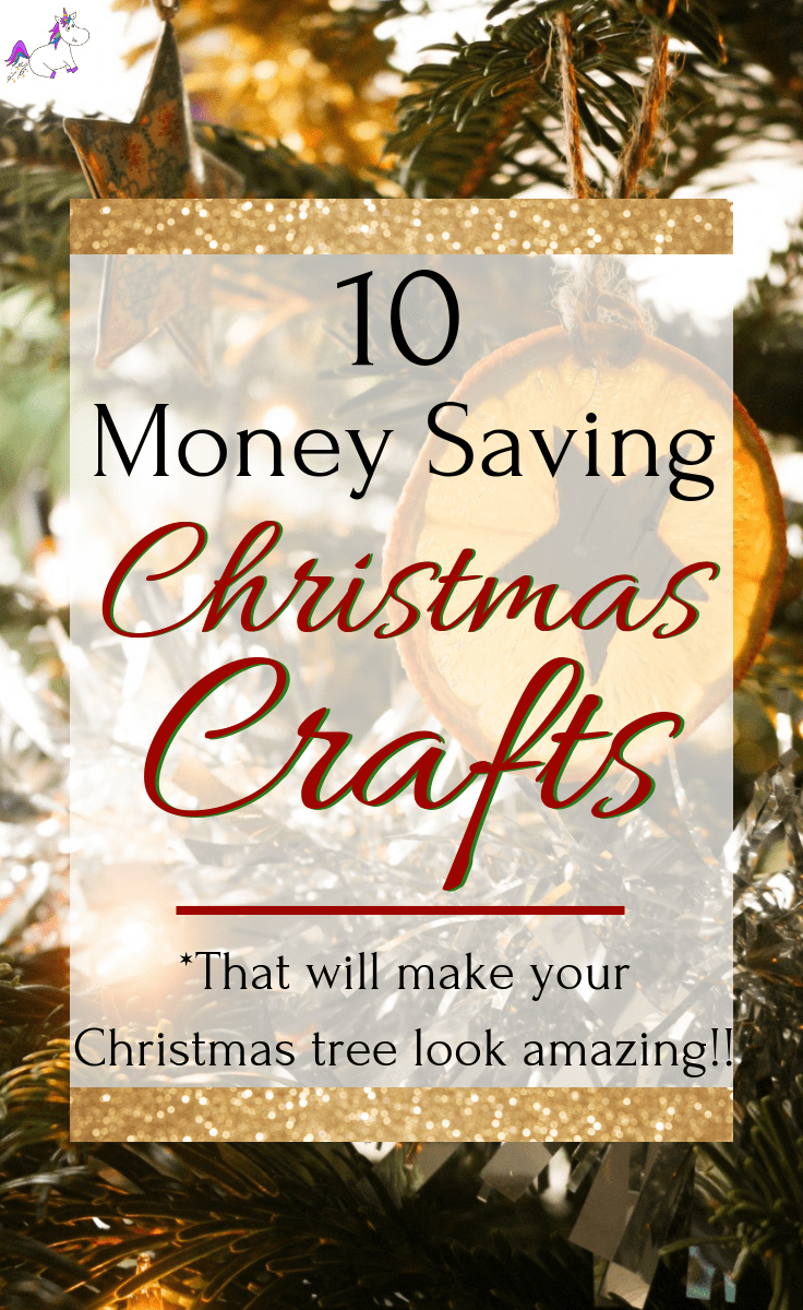 10 DIY Holiday Decorations That Will Make Your Christmas Tree Look Stunning This Year | christmas crafts | festive crafts | via https://themummyfront.com #christmastree #christmasroomdecor #themummyfront.com #christmascrafts