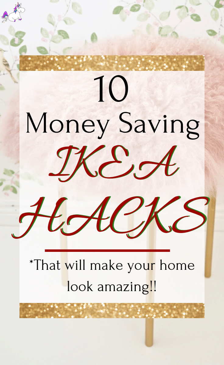 10 Money Saving Ikea Hacks That Will Make Your Home Look Amazing On A Budget | Ikea Hacks | Diy Home Decor | Cheap Hacks via https://themummyfront.com #ikeahacks #ikea #themummyfront.com #homedecor #homedecoronabudget #diy
