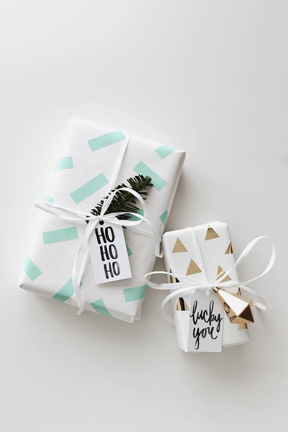 Christmas Gift Wrapping Ideas You'll Definitely Want To Try | No Fancy Gift Wrapping Techniques Required For These Stunning Present Wrapping Ideas | Christmas Gifts | Via https://themummyfront.com | Elegant Gift Wrapping | Gift Wrapping | #christmas #diychristmaswrapping #christmasgiftwrappingideas #christmasgifts #themummyfront.com #festivewrapping #diygifttags