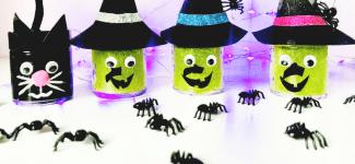 Halloween Slime – The Best Easy Slime Recipe