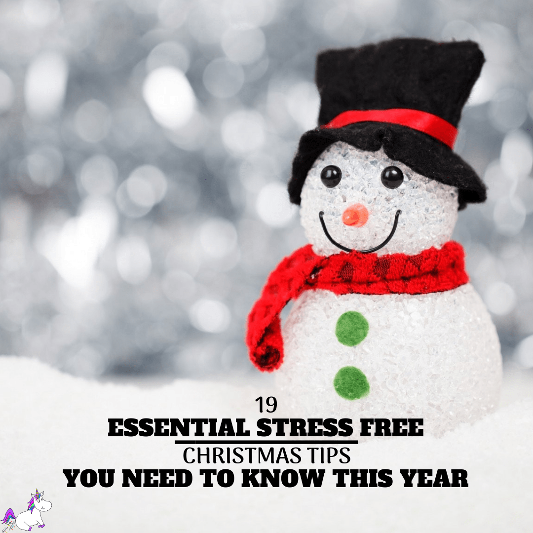 19 Essential Christmas Tips To Help Non-Adulting Adults Plan A Stress Free Christmas This Year #christmastips #planningchristmas #organizingchristmas #howtoplanchristmas #themummyfront | Christmas Organizing tips | How to plan Christmas