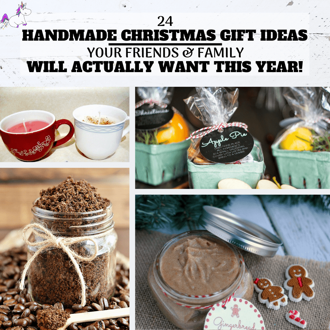 24 Diy Christmas Gifts That Your Friends Will Actually Want To Get