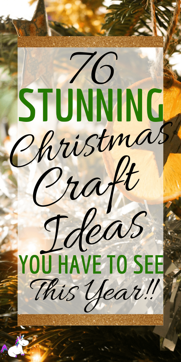 76 Stunning DIY Christmas Ideas To Make Your Home Look Festive | DIY Christmas | Holiday Crafts | Christmas Ideas | Via: https://themummyfront.com | Festive Crafts | Gift Wrapping Ideas #christmascrafts #diychristmas #christmasonabudget #festivecrafts #themummyfront #holidaycrafts #christmasdecor #festivehomedecor