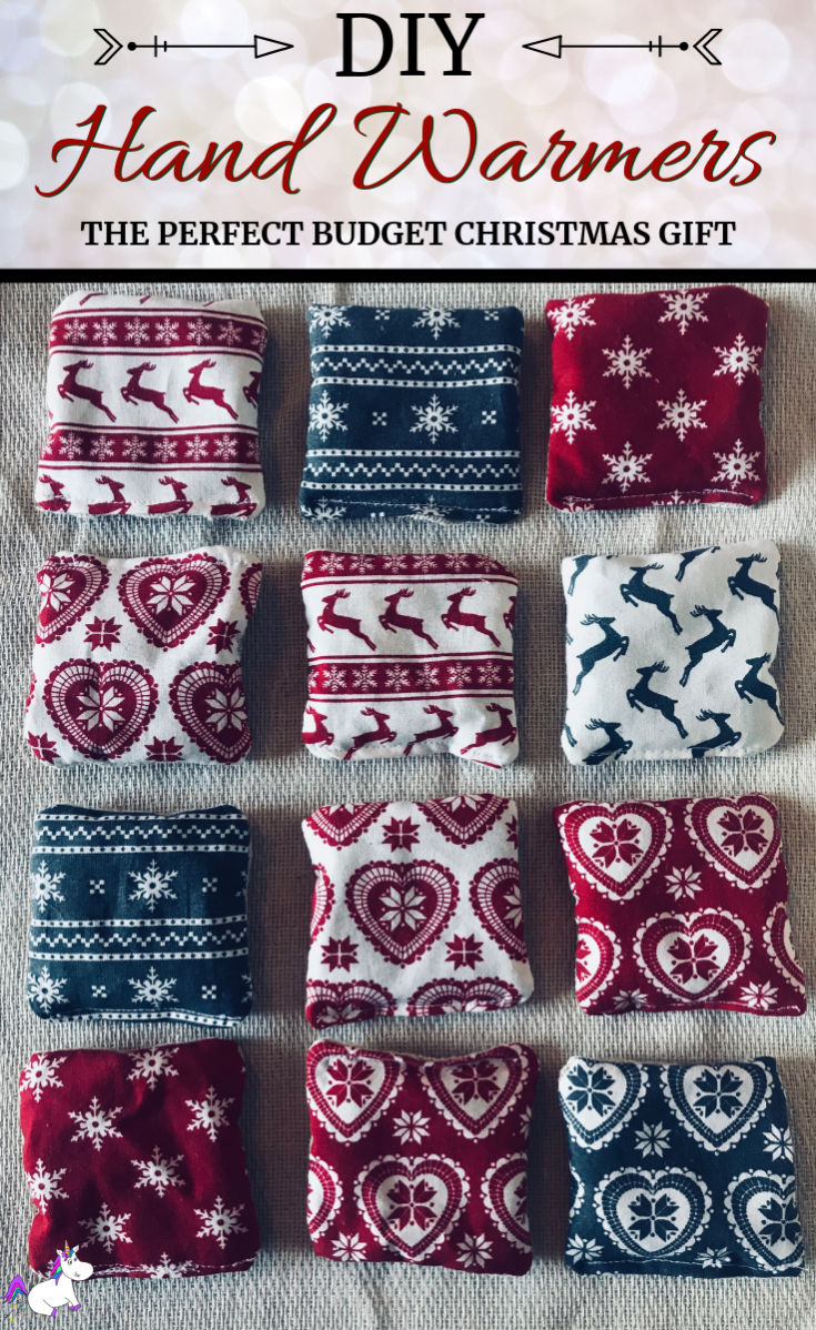 DIY Hand Warmers | The Perfect Handmade Gift Idea