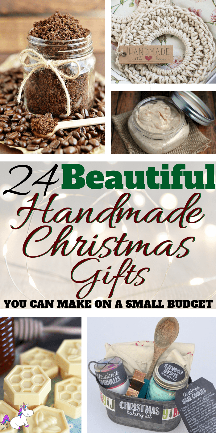 24 DIY Christmas Gifts That Your Friends & Family Will Love This Year!! This list of simple handmade thoughtful gifts has something for everyone so you can keep to yout budget this Christmas & still make everyone happy with a meaningful gift you've made yourself | Via: https://themummyfront.com #diychristmasgifts #handmadegiftideas #homemadechristamsgifts #thoughtfulgifts #easydiygift #christmascrafts #themummyfront #diychristmas #gifts #easyhandmadegifts #crafts