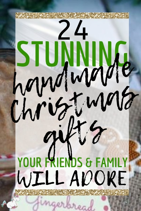 Diy Christmas Gifts For Family.24 Diy Christmas Gifts Your Friends And Family Will Adore