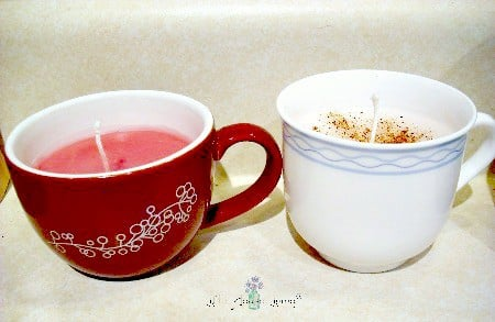 24 DIY Christmas Gifts That Your Friends Would Love To Get This Year | Handmade Christmas Gift Ideas | Inexpensive DIY Gift Ideas | Christmas Gift Ideas | Best Handmade Gifts Via: https://themummyfront.com #diychristmasgifts #themummyfront #handmadegifts | diy teacup candles