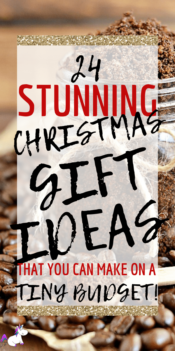 24 DIY Christmas Gifts That Your Friends & Family Will Actually Want To Get This Year!! This list of simple handmade gifts has something for everyone so you can keep to yout budget this Christmas & still make everyone happy with a meaningful gift you've made yourself | Via: https://themummyfront.com #diychristmasgifts #handmadegiftideas #homemadechristamsgifts #easydiygift #christmascrafts #themummyfront #diychristmas #gifts #easycrafts