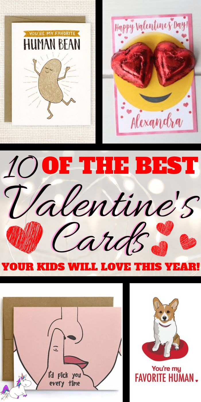 10 of the best Valentine's Day cards your kids will love this year | valentine's ideas | Valentine Cards | Valentine Cards For Kids | Valentine cards printable | Funny Valentine Cards Via: https://themummyfront.com #themummyfront #valentinesideas #valentinecardsforkids #valentinescardsforkids #funnyvalentinecards #cutevalentinecards