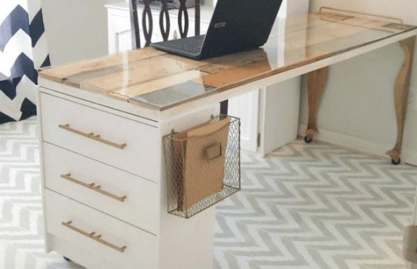 12 Best Ikea Desk Hacks (You Won't Believe Came From Ikea)   The