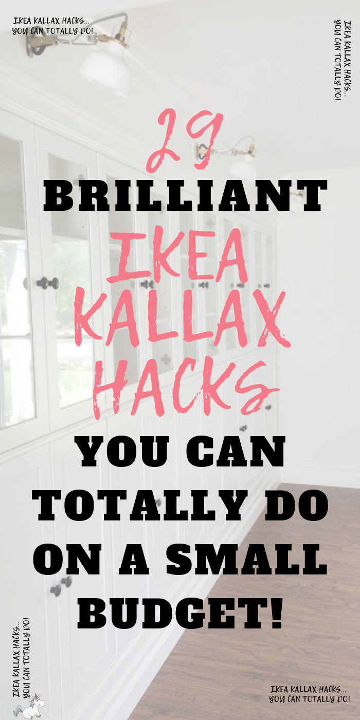 29 Ikea Kallax Hacks That Will Blow Your Mind! | The Mummy Front