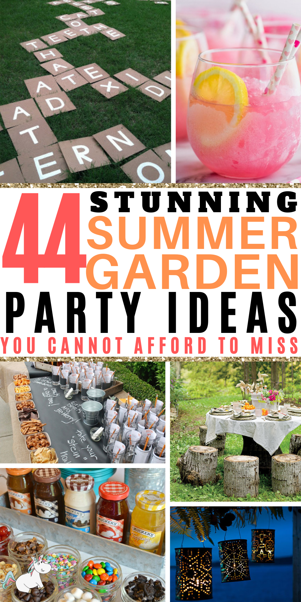 44 Stunning Summer Garden party Ideas You Cannot Afford To Miss! If you're party planning this summer then you're going to love these brilliant DIY summer party ideas that include party recipes, diy party decor, party games, cocktails, party themes & more! Click to check them out #summerpartyideas #summerparty #outdoorparty #party #partyideas #bbqpartyideas #themummyfront