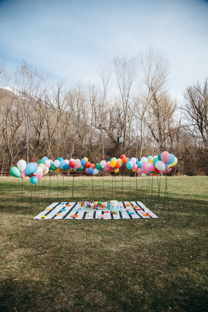 DIY party decorations, Party Balloons
