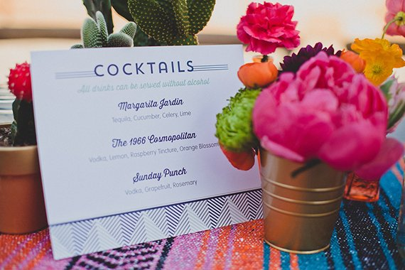 Cocktail Party Theme | Summer party theme ideas
