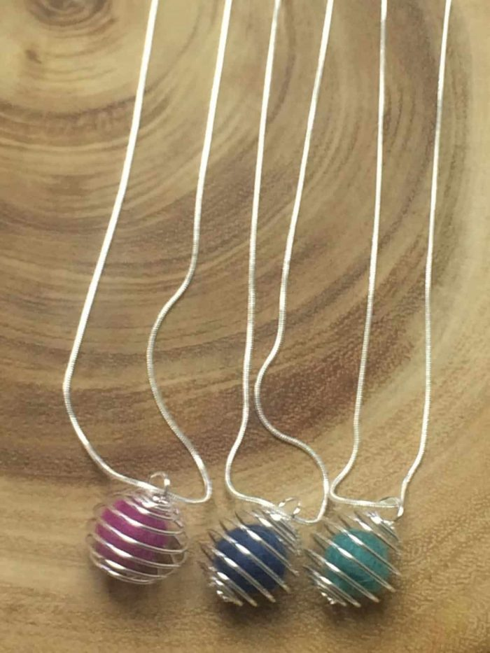 How to Make Diffuser Necklace