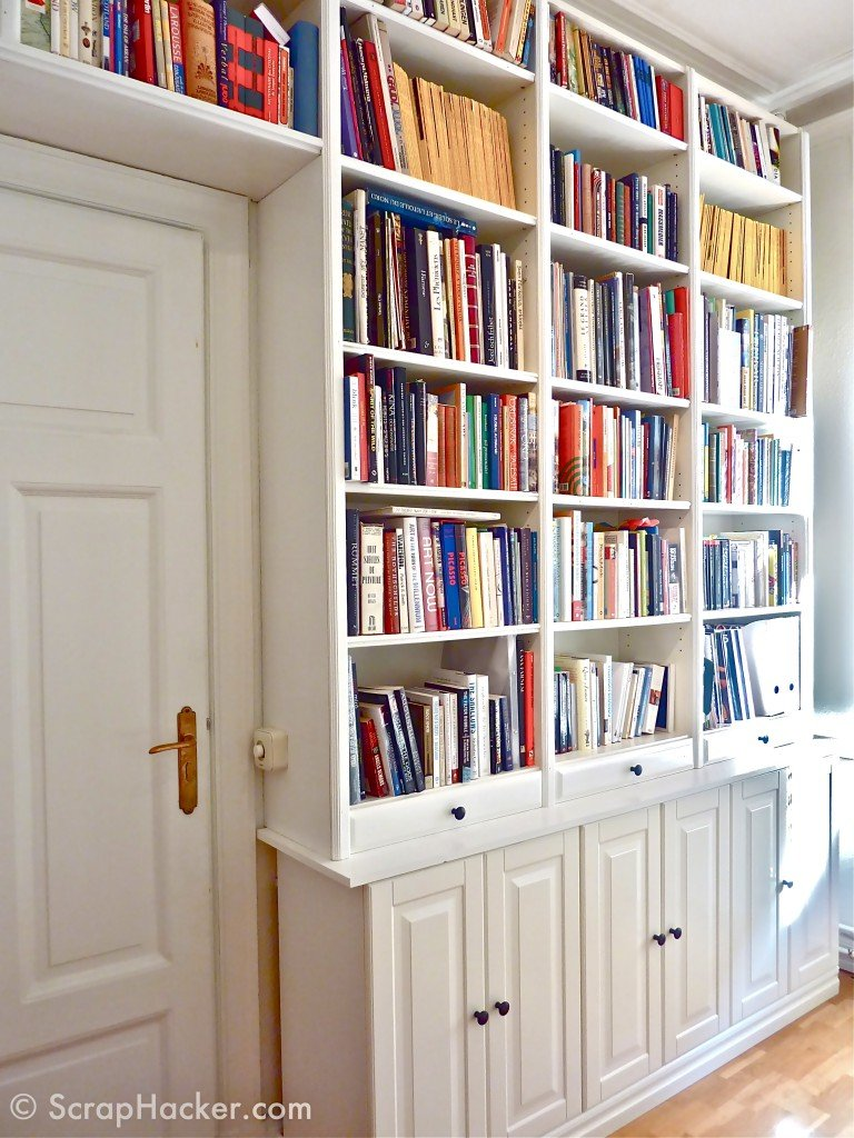 10 Best Ikea Billy Bookcase Hacks Updated 2019 The Mummy