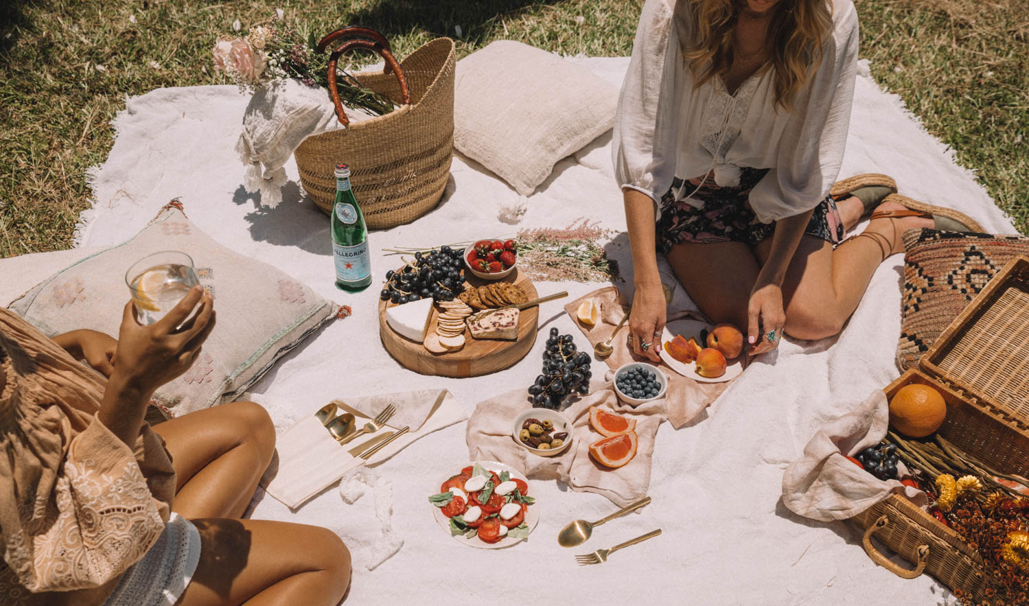summer picnic party idea #picnicparty #picnic