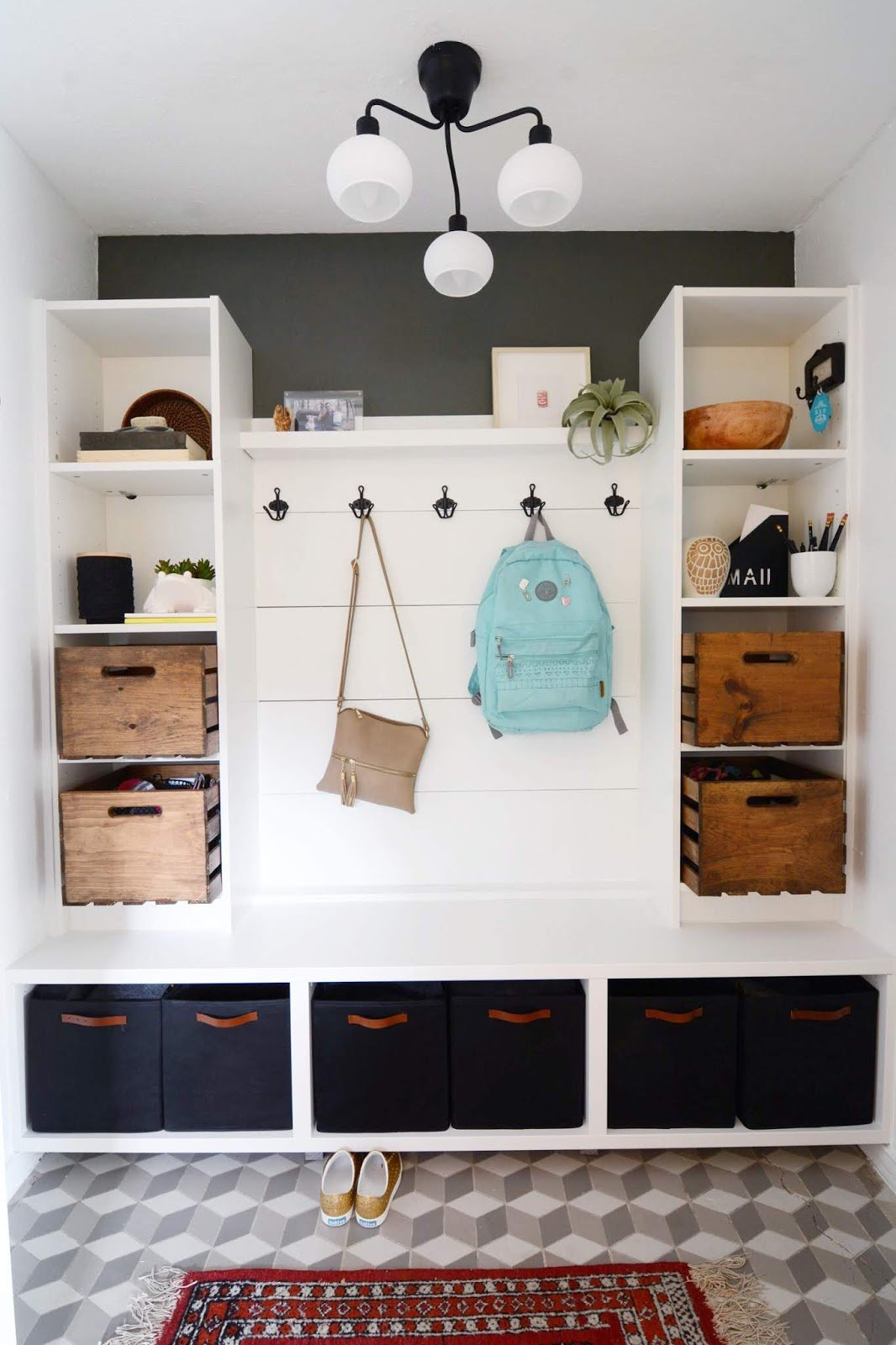 13 Best Ikea Entryway Hacks You Can T