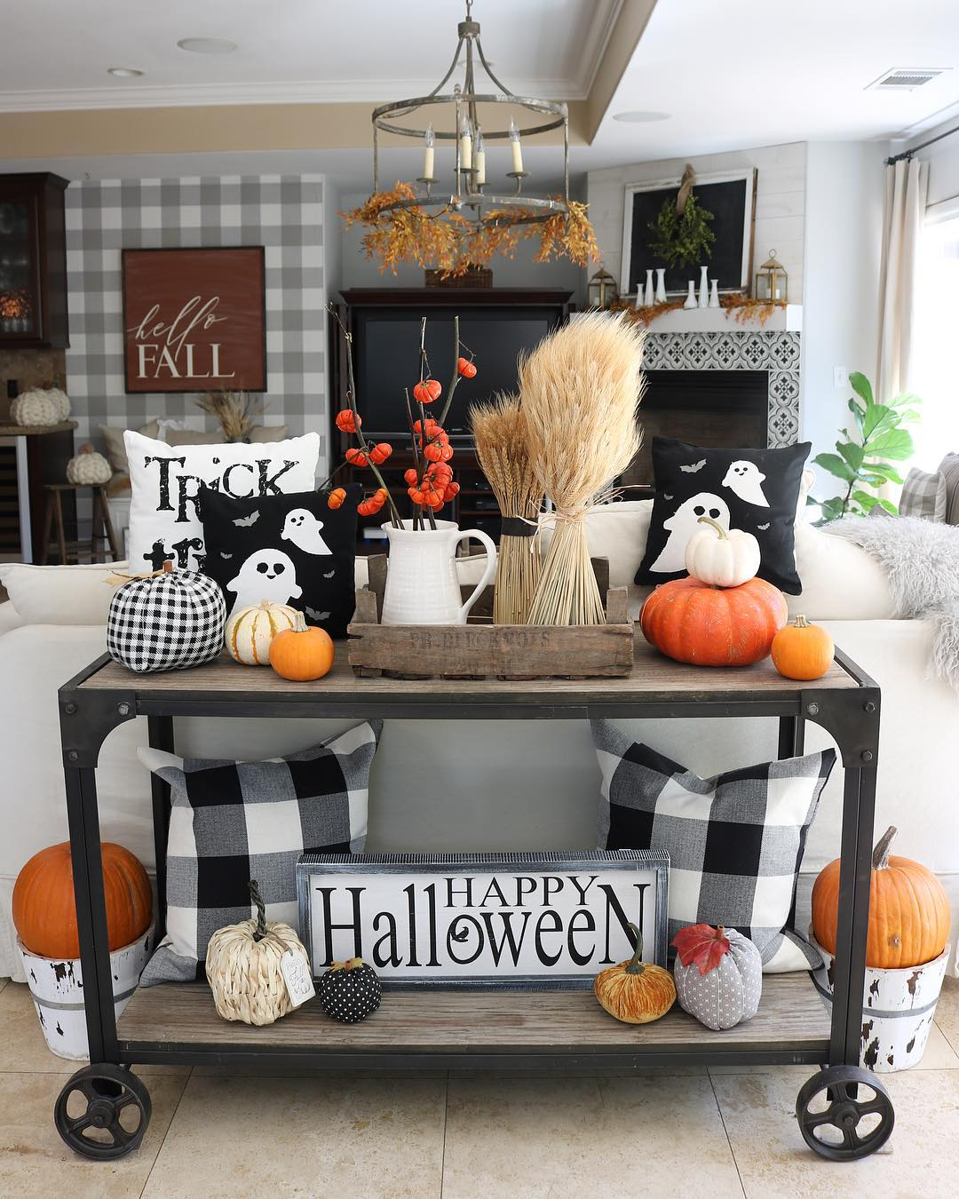 Diy Halloween Decorations Cheap