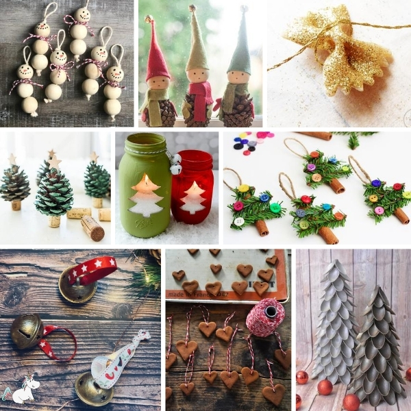 22 of the Best Xmas Ornaments to Make and Sell That Your Can Do on a Small Budget! Are you looking to make some extra cash this Christmas? Then look no further than these DIY Christmas Decorations you can make and sell for profit... they're all cheap to make and proven to be really popular! Click the pin to see all the ideas. #themummyfront #craftstomakeandsell #christmascrafts
