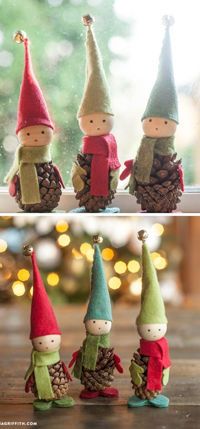 20 Easy Christmas Ornaments To Make and Sell In 20   The Mummy ...