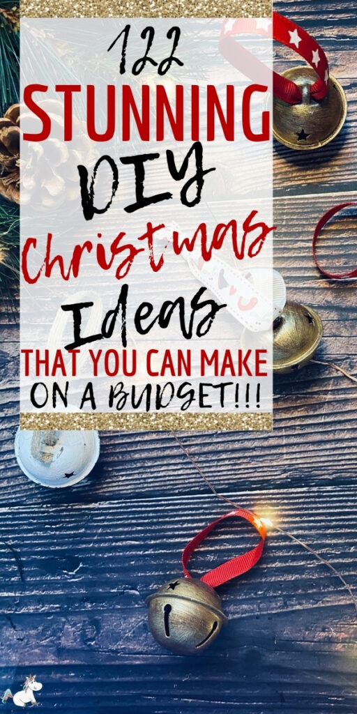 100+ Money Saving Christmas Crafts That are Stunningly Beautiful and easy to do! Whether you're looking for the perfect gift wrapping ideas or the best diy Christmas ornaments for your tree, this post has got you covered! You'll find Christmas wreaths, Tree decorations, handmade gift ideas and so much more. Click here to get all the inspiration #DIYchristmas #christmasdiy #diychristmasdecor #diychristmasdecorations