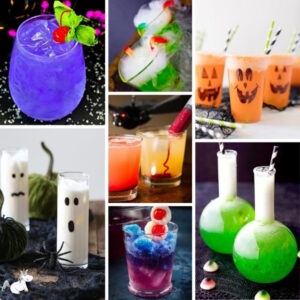 28 Wicked Drink Ideas For Halloween (Adult & Kid-friendly Options)