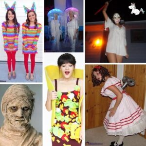 27 DIY Halloween Costumes For Women