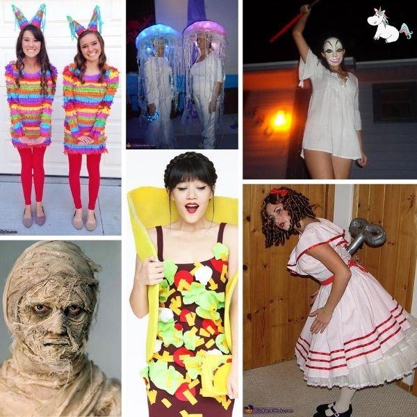 27 DIY Halloween Costumes For Women
