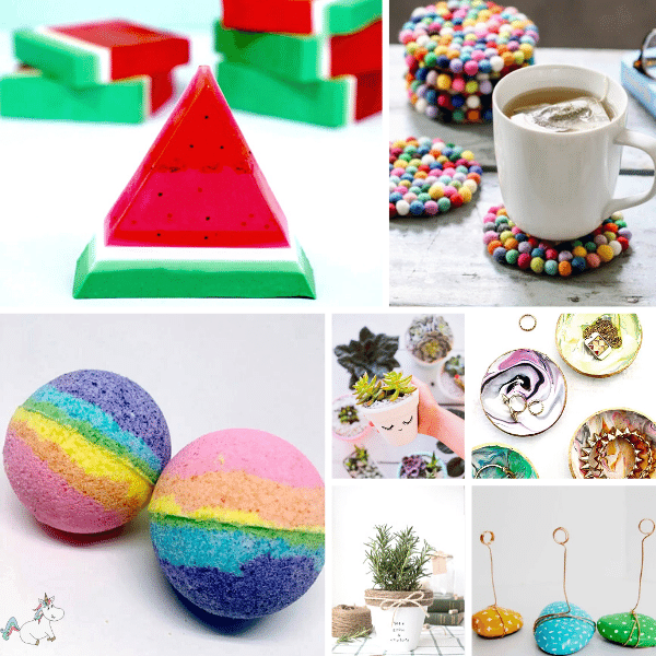 21 easy crafts to make and sell