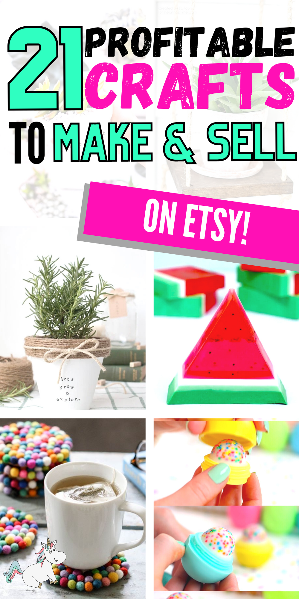 Best Crafts To Make And Sell, Updated Every Month So You Can Stay On Top Of The Latest Trends